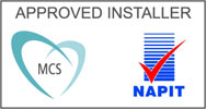 Approved Installer for NAPIT & MCS